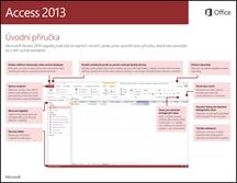 Access 2013 – úvodní příručka