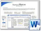 Průvodce migrací na aplikaci Word 2010