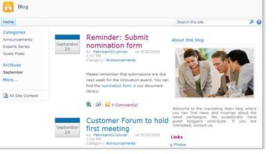 Blogwebsite
