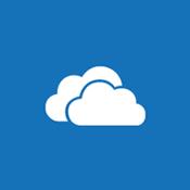 Kachelabbildung einer Cloud zur Darstellung von OneDrive for Business und persönlichen Websites