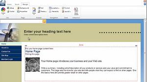 Original public website in Office 365