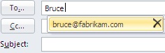 Autocomplete list with delete icon
