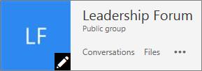 Group people header