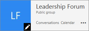 OneDrive for Business header