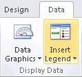 Insert Legend button