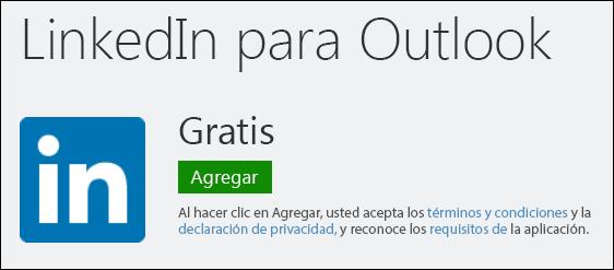 Instalar aplicación LinkedIn