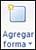 Imagen del botón Agregar forma