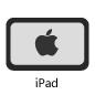Az iPad ikonja