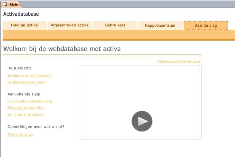 Webdatabase Activa