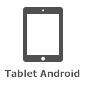 Ícone para tablet Android