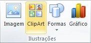 Inserir ClipArt