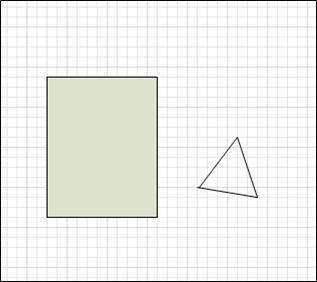 条 弧形或手绘多边形工具绘制图形