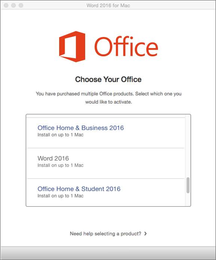 Office For Mac Is Requesting Product Key To Open Outlook