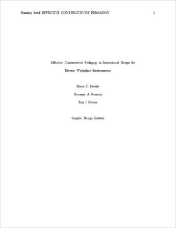 mla essay header format