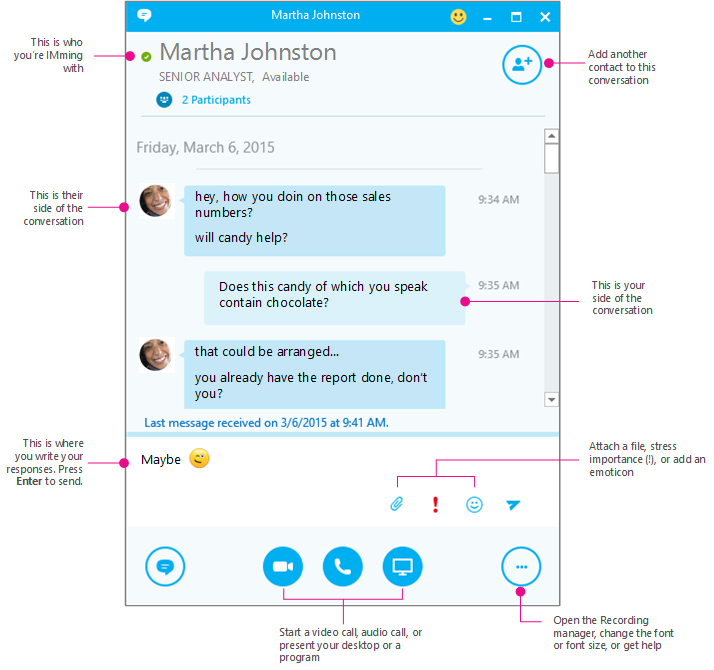 What's Skype for Business? : Support Portal